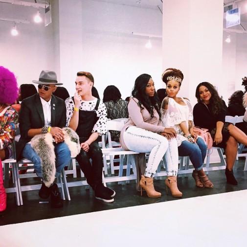 Facet Fashion Show